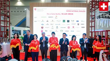首屆消博會唯一主賓國瑞士國家館開館 瑞士駐華大使認為海南自貿港建設將加強瑞中經貿合作-國際在線