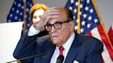 Giuliani suspended from practicing law in New York over false claims made working for Trump