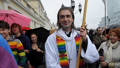 The Unorthodox Priest Leading Poland's Fight for LGBTQ Rights