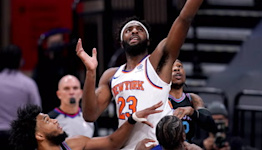 Knicks players fully vaccinated, Leon Rose looking forward to Mitchell Robinson back on the court | NBA Insider Ian Begley