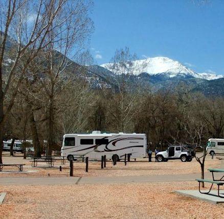 Garden Of The Gods Rv Resort Colorado Springs Yahoo Local Search Results