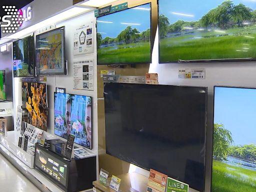 5倍券買電視、冰箱夯! 1萬5省7千PK滿千送千