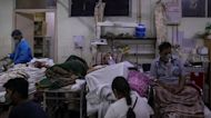 'Nobody is helping': India's hospitals in COVID crisis
