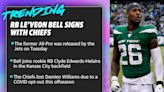 What impact will Le'Veon Bell have on the Chiefs?