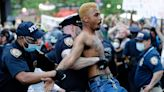 Police have arrested more than 4,200 people nationwide in protests following George Floyd's death