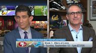 What to expect from 49ers-Lions Week 1 matchup 'NFL Now'