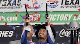 AUTO RACING: NASCAR playoffs move to Kansas; F1 in Texas