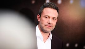 Ben Affleck Shares Inspiring Story Behind Drama Teacher Who Pushed Him | iHeartRadio