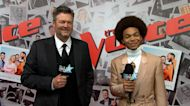 Blake Shelton Celebrates 'The Voice' Win With Cam Anthony: 'It's Unbelievable'