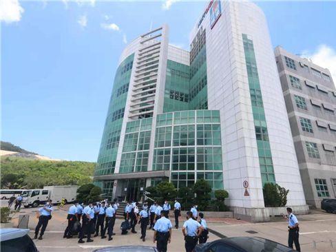 消息:《蘋果日報》前執行總編輯林文宗涉違國安法被捕