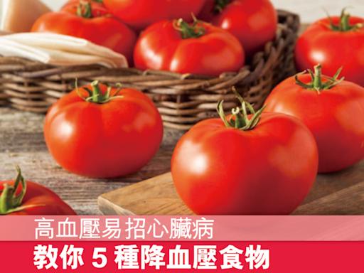 5種幫助降血壓的食物 - 香港健康新聞   最新健康消息   都市健康快訊 - am730