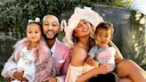 Chrissy Teigen Celebrates 'Our Everything' John Legend on Father's Day: 'We Love You Forever'