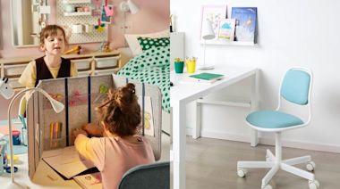 開學前先部署!沒有獨立書房?文具課本怎收納?3招佈置高效率學習空間 - 玩咖Playing - 自由電子報