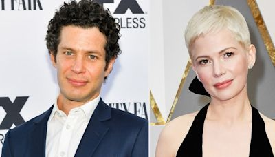 Who Is Thomas Kail? All About Michelle Williams' Fiancé — and His Ties to Lin-Manuel Miranda