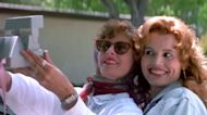 Susan Sarandon reveals story behind climactic scene in 'Thelma & Louise'