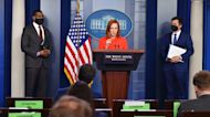 WH says attack on any congressional leader for speaking the truth is 'disturbing'