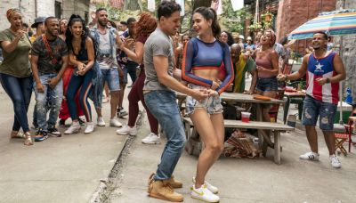 The Dazzling 'In the Heights' May Be the Best Movie Musical in Decades