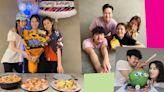 黃翠如39歲生日不停慶祝 連詩雅孖陳自瑤為壽星女下廚煮大餐