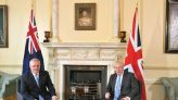 UK and Australia Agree 'Comprehensive and Ambitious' Free Trade Deal | World News | US News