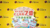大樂透獎落台北市 1.55億元1人獨得 - 自由財經