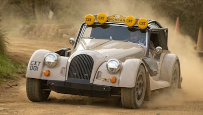 The Morgan CX-T Has No Reason to Exist, But It's Wonderful That It Does