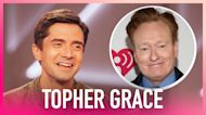 Topher Grace Kicked Conan O'Brien Out Of His Dressing Room To Watch Kelly Win 'American Idol'