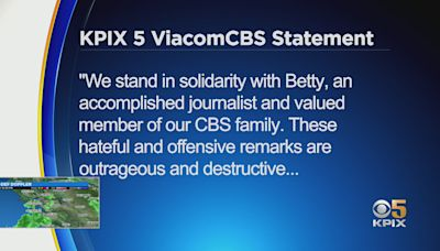 KPIX 5 ViacomCBS Issues Statement Condemning Racist Attack On Reporter Betty Yu