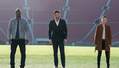 Lucifer EPs on How the Series Originally Ended, Sending [Spoiler] to Hell, the New God's Season 6 Struggle and More