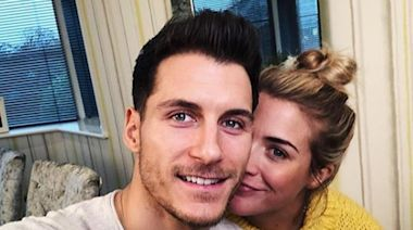 Gorka Marquez shares sweet tribute to pregnant Gemma Atkinson