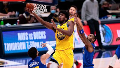 James Wiseman 'can't wait' to play against LeBron James, Anthony Davis