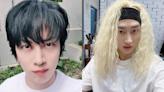 SJ金希澈終於換髮型了,清爽短髮顏值飆升!此時銀赫卻玩起了長髮XD