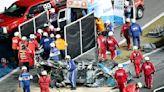 Ryan Newman awake, talking after Daytona 500 crash
