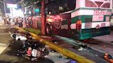 公車司機疑毒駕恍神辯「打瞌睡」 釀1死1傷判刑4年6月