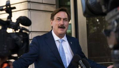 Mike Lindell says he's pulling MyPillow ads from Fox News after dispute over commercial