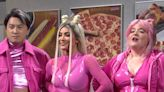 See Kim Kardashian, Aidy Bryant and Bowen Yang's Hilarious Pop Group in Unaired SNL Skit