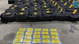 Costa Rica seizes 4.3 tonnes of Colombian cocaine in one of its biggest drugs busts in history