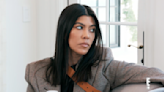 Kourtney Kardashian Flips Out During Flight With Travis Barker - Daily Soap Dish