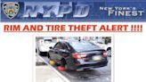 居家避疫車停路邊 汽車竊案大增 華人4車輪被偷