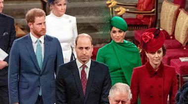 威廉、凱特久違PO哈利夫妻合照! 同天這一舉動被評:不想輸梅根
