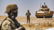 American forces in Syria come under fire after U.S. airstrikes on Iranian-backed militias