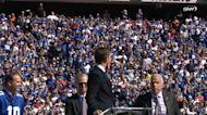 Eli Manning speaks at number retirement ceremony | New York Giants