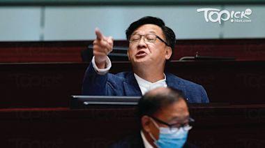 【東京奧運】何君堯憂本港運動員國際場合出醜 倡簽署承諾書防違國安法 - 香港經濟日報 - TOPick - 新聞 - 社會