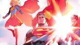 Superman Writer Teases Warworld Rising's Epic, Cosmic Scope