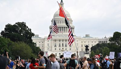 Capitol Rioters' Pity-Party Played the Nazi Card. Of Course.