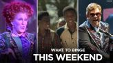 Ring in the first weekend of fall with these bingeworthy shows