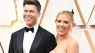Scarlett Johansson and Colin Jost Welcome First Child Together -- and It's a Boy!