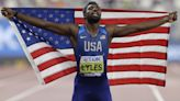 Noah Lyles, star U.S. sprinter, considers race in all its forms, how to make a difference