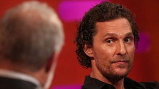 Matthew McConaughey clears up those Titanic rumours