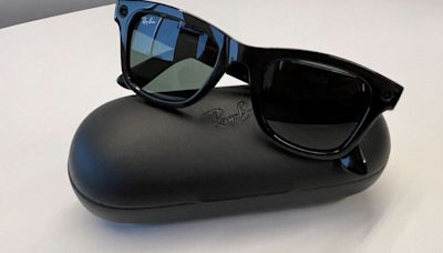 Facebook lanza gafas inteligentes junto con Ray-Ban