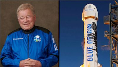 William Shatner pushes back at Prince William after space trip, saying he has 'the wrong idea' about spaceflight